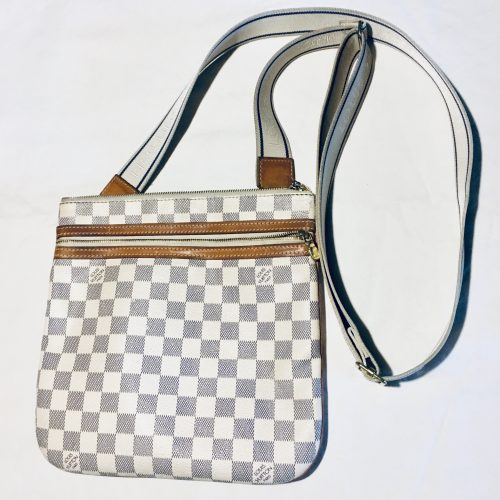 Louis Vuitton Bosphore damier azur