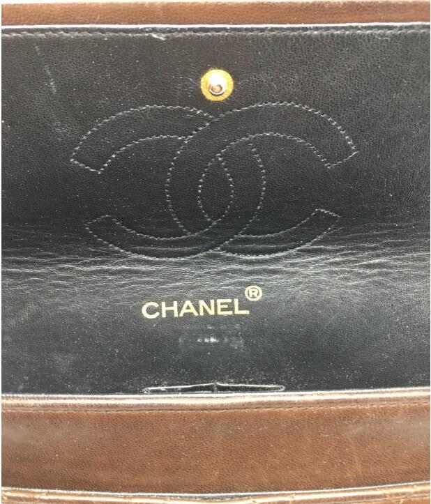 Chanel Timeless Cuir Marron Glacé 13