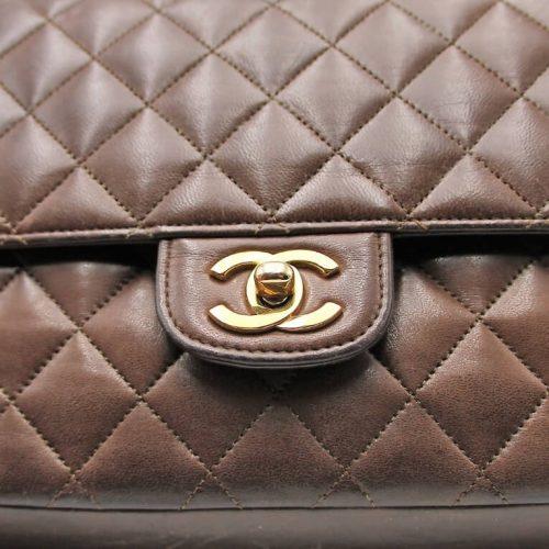 Chanel Timeless Cuir Marron Glacé 7