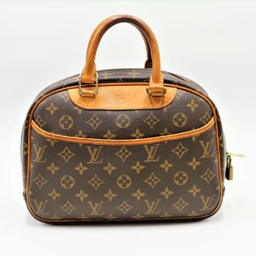 Sacoche Louis Vuitton Trouville monogramme