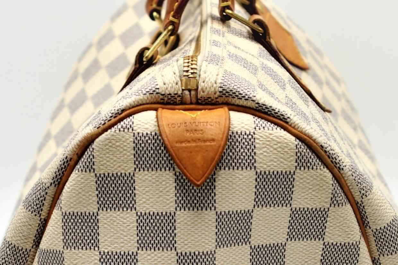 Sac Louis Vuitton Speedy 35 Authentifié 5