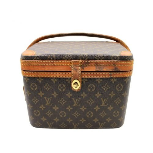 Vanity Case Louis Vuitton Authentique De Iconprincess