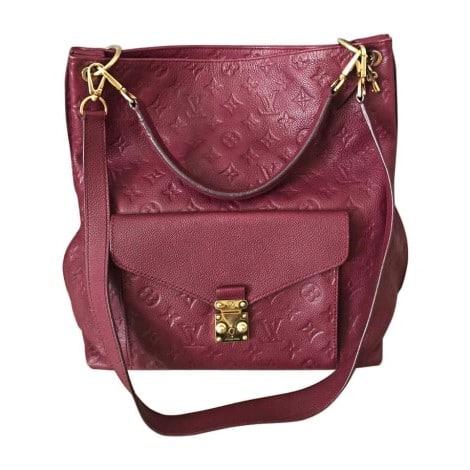 Sacoche Louis Vuitton Métis Empreinte Mm Violet Magenta