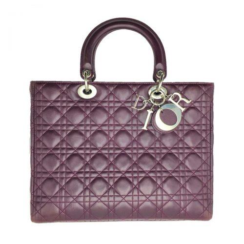 Sac Lady de Dior, occasion en excellent état