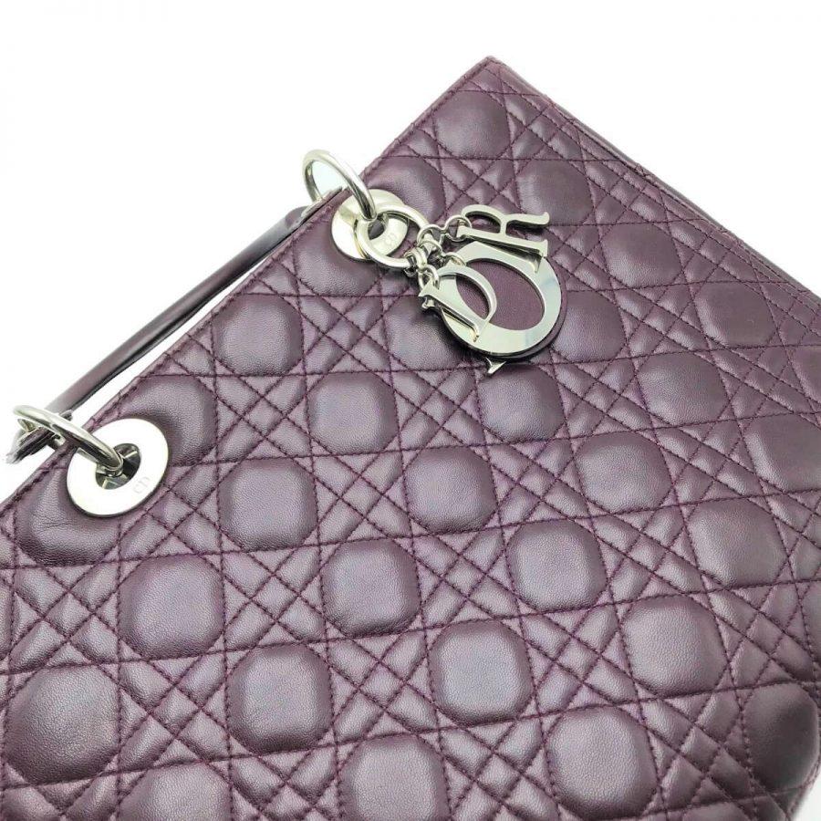 Sac Lady Dior de Dior en excellent état. Iconprincess, icon princess