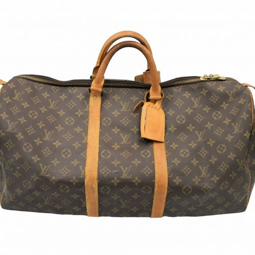 Louis Vuitton Keepall 55 Monogram IconPrincess