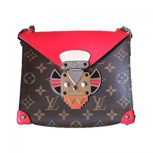 Sac Louis Vuitton tribal Mask. Authentique de iconprincess