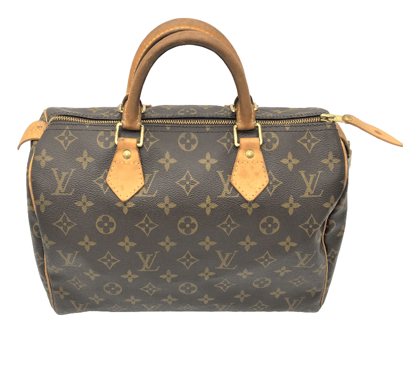 Sac Louis Vuitton Speedy 30 monogramme en très bon état.
