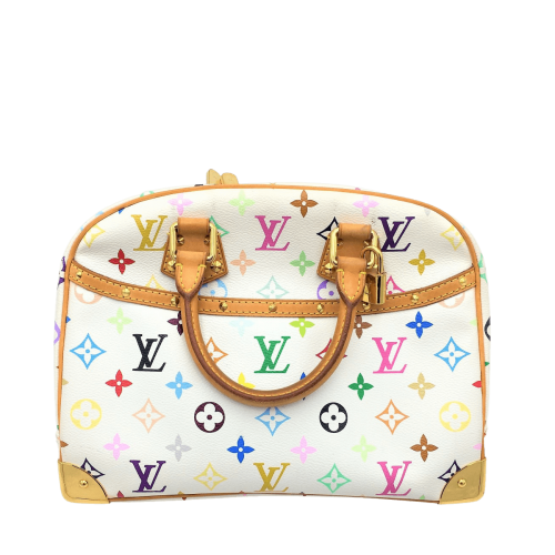 Sac Louis Vuitton Trouville murakami d'occasion en excellent état