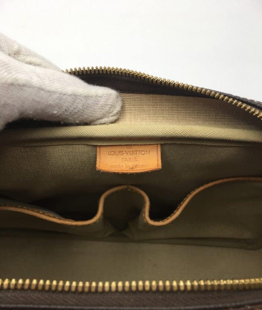 Sacoche Louis Vuitton Deauville Monogram. Sac vintage authentique de IconPrincess
