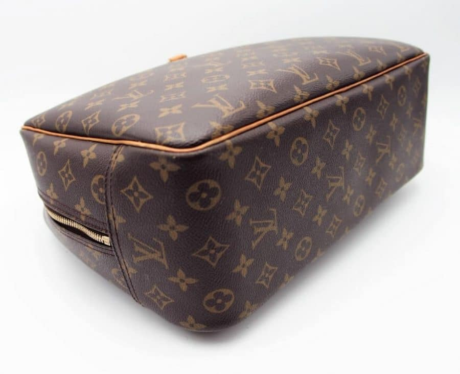 Sacoche Louis Vuitton Deauville Monogram. Sac vintage authentique de IconPrincess