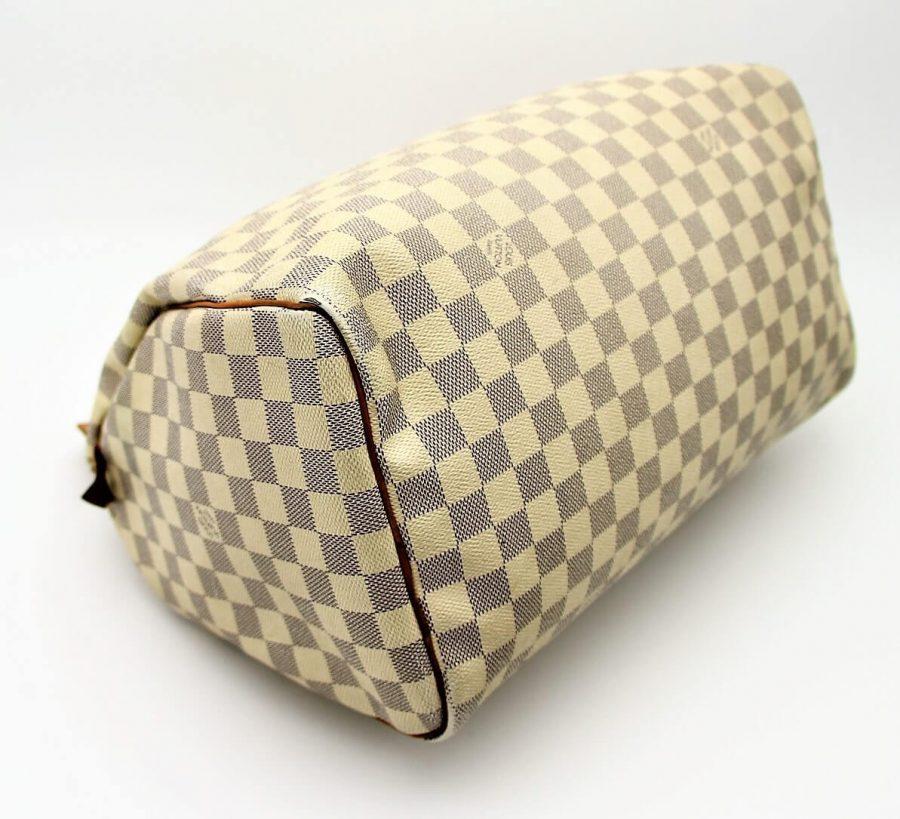 Louis Vuitton Speedy 35 Damier Azur Ba4121 2
