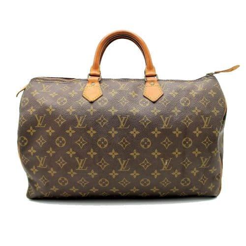 Sac Louis Vuitton Speedy 40 Monogramme en très bon état. Iconprincess, icon princess