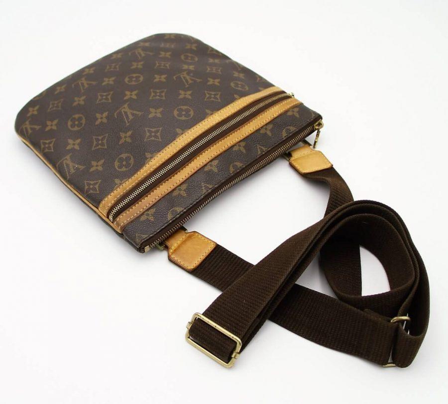 Pochette unisex Louis Vuitton Bosphore Monogramme