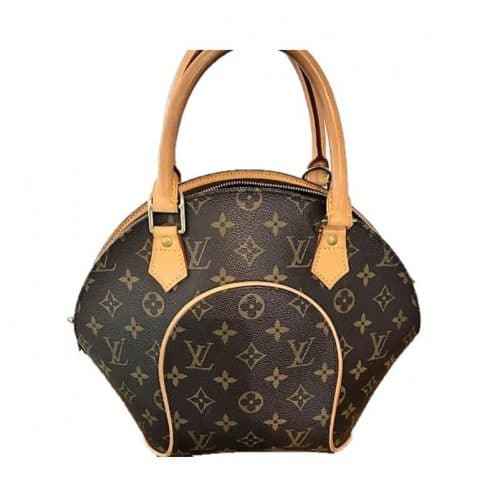 Authentique sac à Main Louis Vuitton Ellipse Monogramme d'occasion