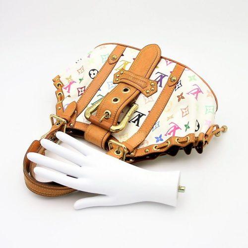 Sac à main Louis Vuitton Theda Murakami