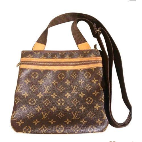 Pochette Louis Vuitton Bosphore monogramme unisex. Authentique occasion IconPrincess