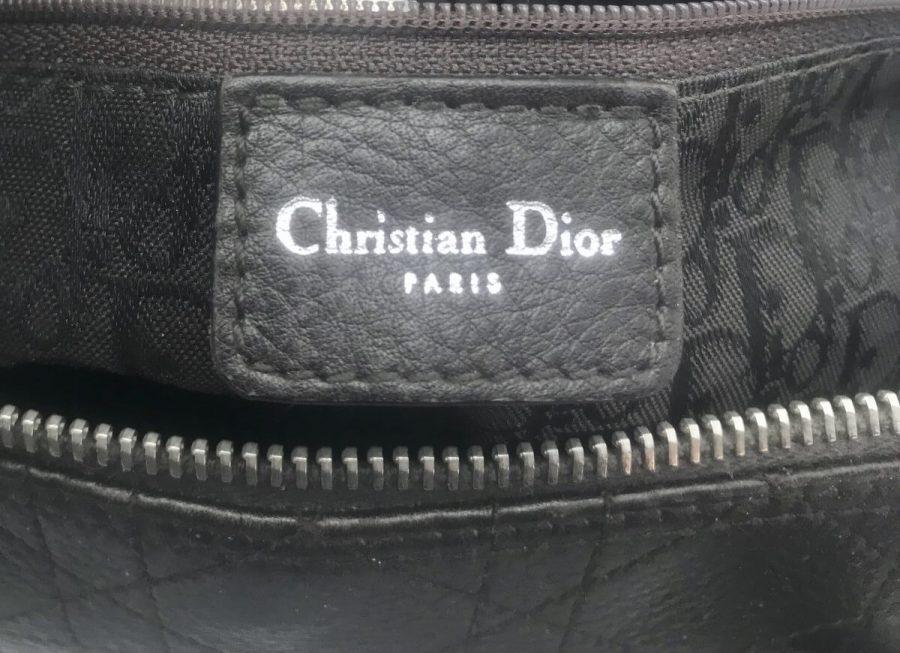 Dior Cuir Marron Foncé 2