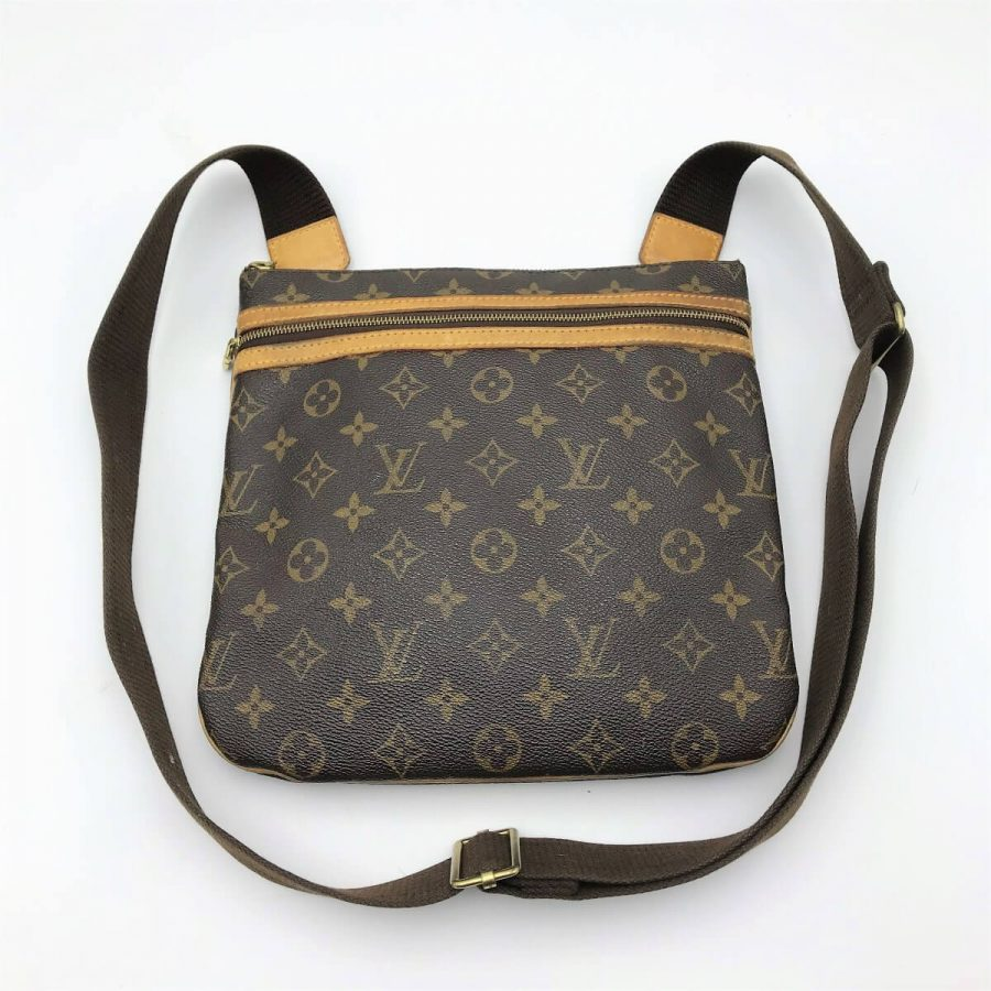 Pochette Louis Vuitton Bosphore moniogramme. Excellent état. Iconprincess, iconr princess