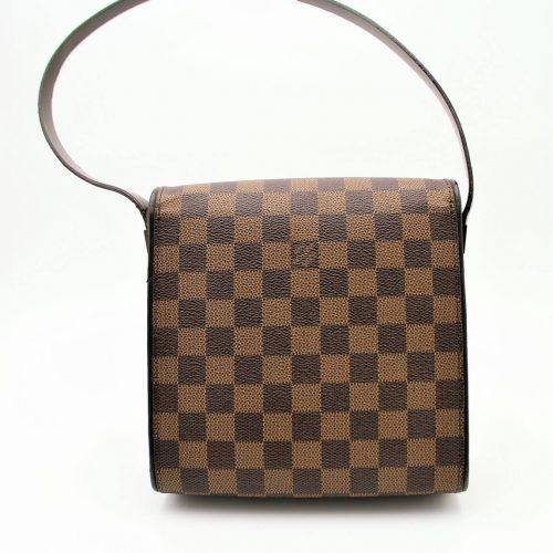 Sacoche Louis Vuitton Tribeca Damier ébène. Authentique occasion IconPrincess