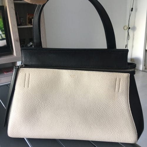 Sac Celine Edge en cuir authentique occasion de IconPrincess