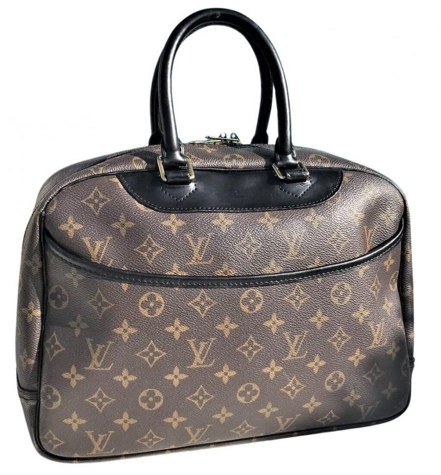Louis Vuitton deauville occasion authentique à prix mini et livraison offerte