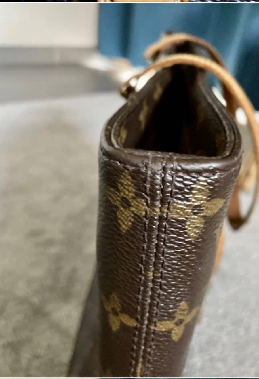 Cabas Louis Vuitton monoigramme, pre-loved en bon état. Iconprincess, icon princess