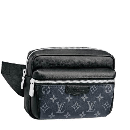 Louis Vuitton banane outdoor cuir état neuf IconPrincess