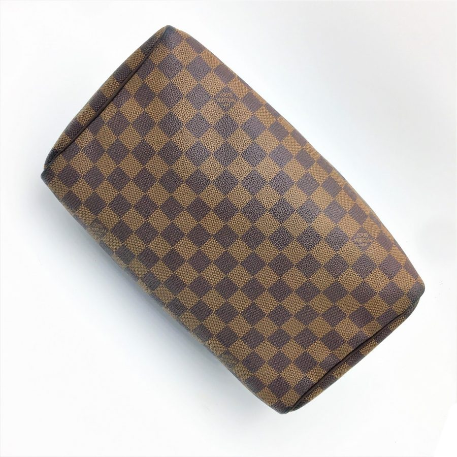 Louis Vuitton Speedy 30 damier ébène occasion en excellent état