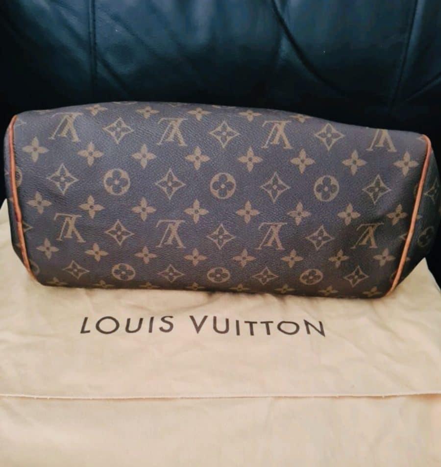 Louis Vuitton Montorgueil PM monogramme en bon état général.