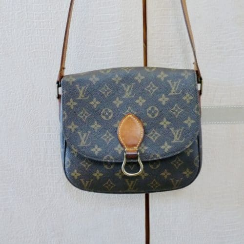 Cartouchière Louis Vuitton en très bon état. Iconprincess, icon princess