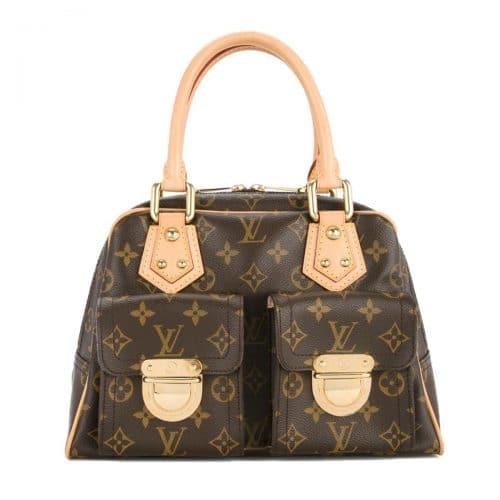 Louis Vuitton Manhattan PM monogramme excellent état sur IconPrincess