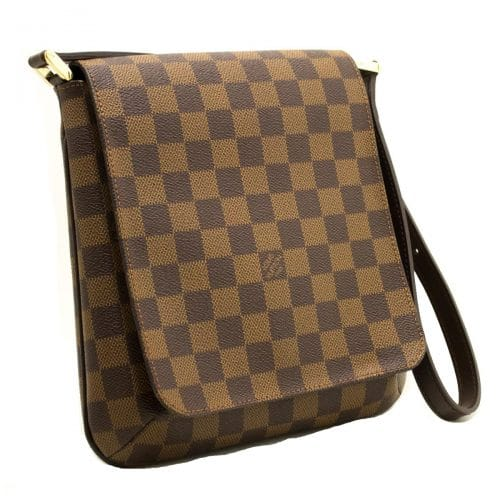 Musette Louis Vuitton Salsa damier ébène en très bon état - IconPrincess, icon princess