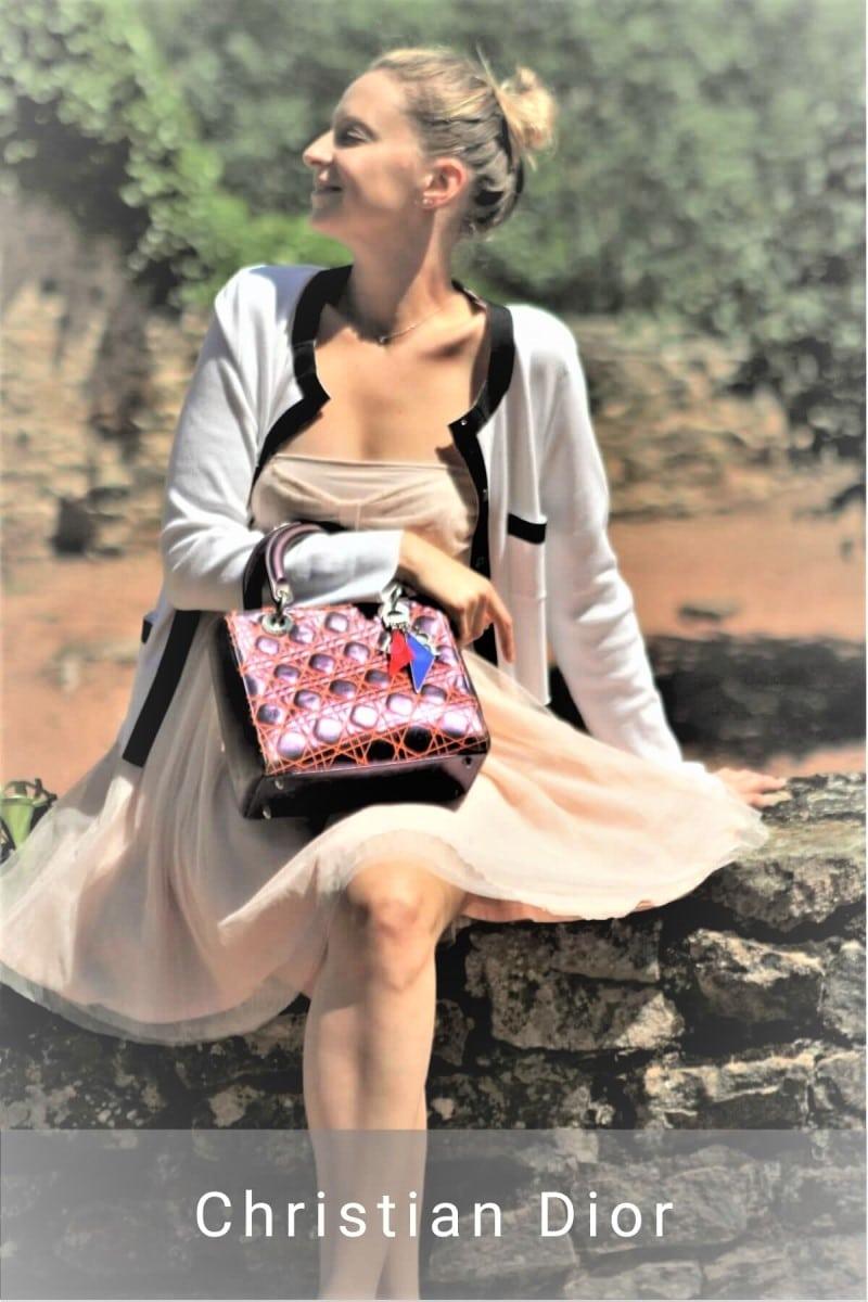 Sac Dior Marie