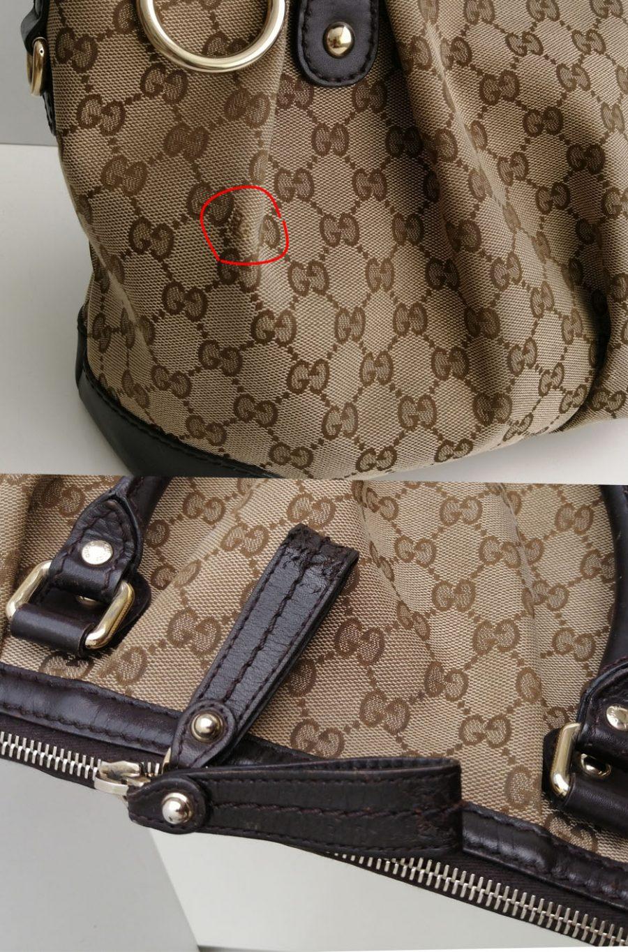 uperbe sac Gucci en très bon état, certifié Iconprincess, Icon princess