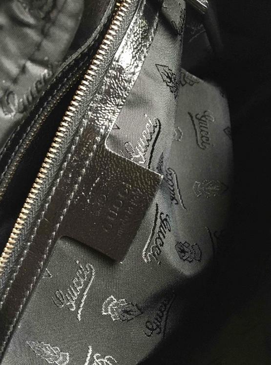Gucci Aviatrix Boston Suédine sur Iconprincess