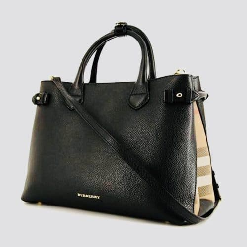 Sac Burberry the Banner en excellent état. Iconprincess, icon princess