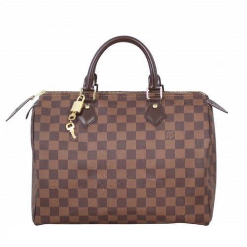 Sac Louis Vuitton Speedy 30 damier azur comme neuf. IconPrincess, icon princess