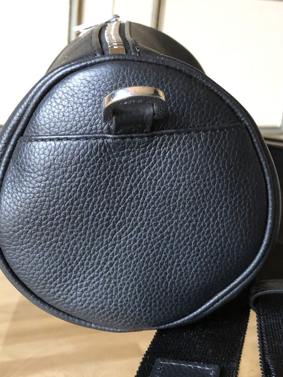 Christian Dior Roller bag Cuir noir en très bon état - IconPrincess