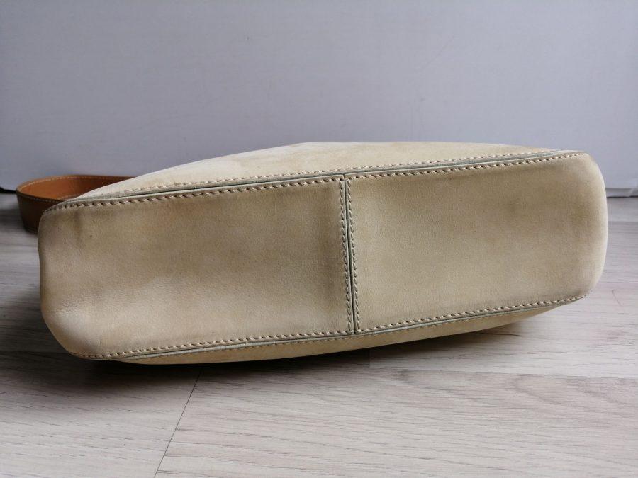 Petit sac Tod's cuir beige