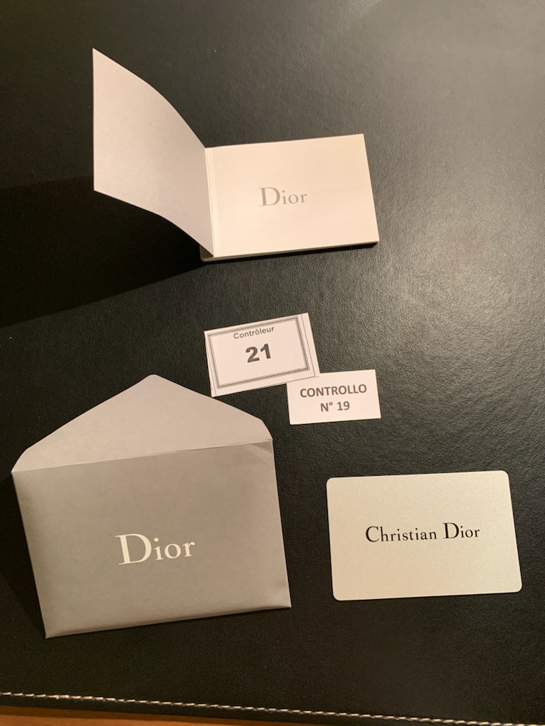 Dior Diorama MM cuir spicy red