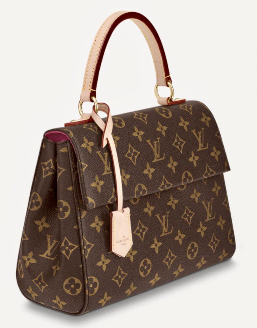 Louis Vuitton Cluny BB monogramme. Neuf. Iconprincess