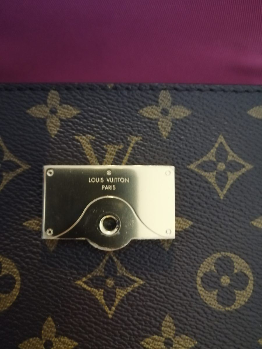 Vuitton Cluny BB monogramme