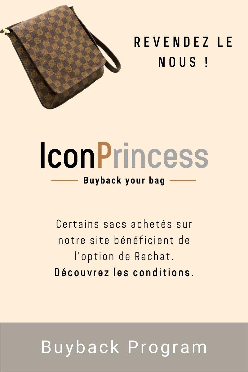 Rachat de sacs de luxe Iconprincess, icon princess