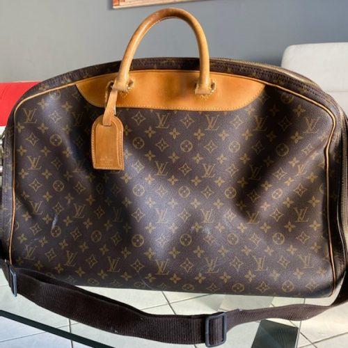 Louis Vuitton valise Alizé WE monogramme