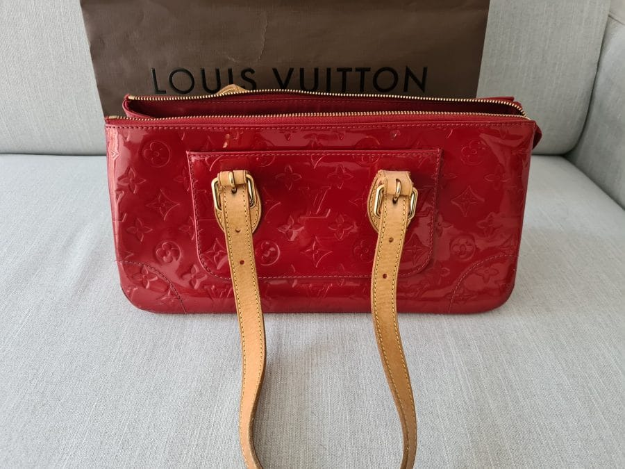 Vuitton Rosewood rouge