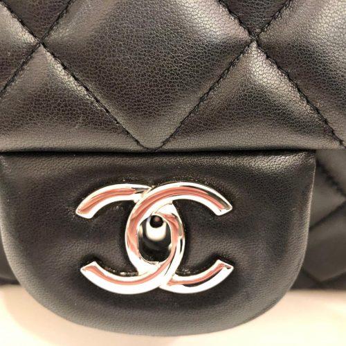 Chanel Timeless Jumbo noir