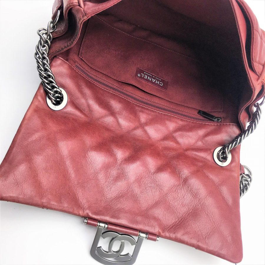 Sac Chanel Icon rouge
