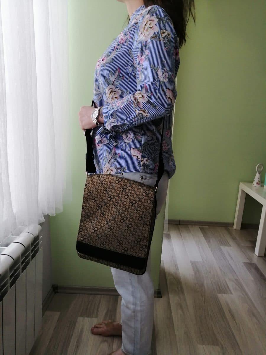 messenger Salvatore Ferragamo unisex