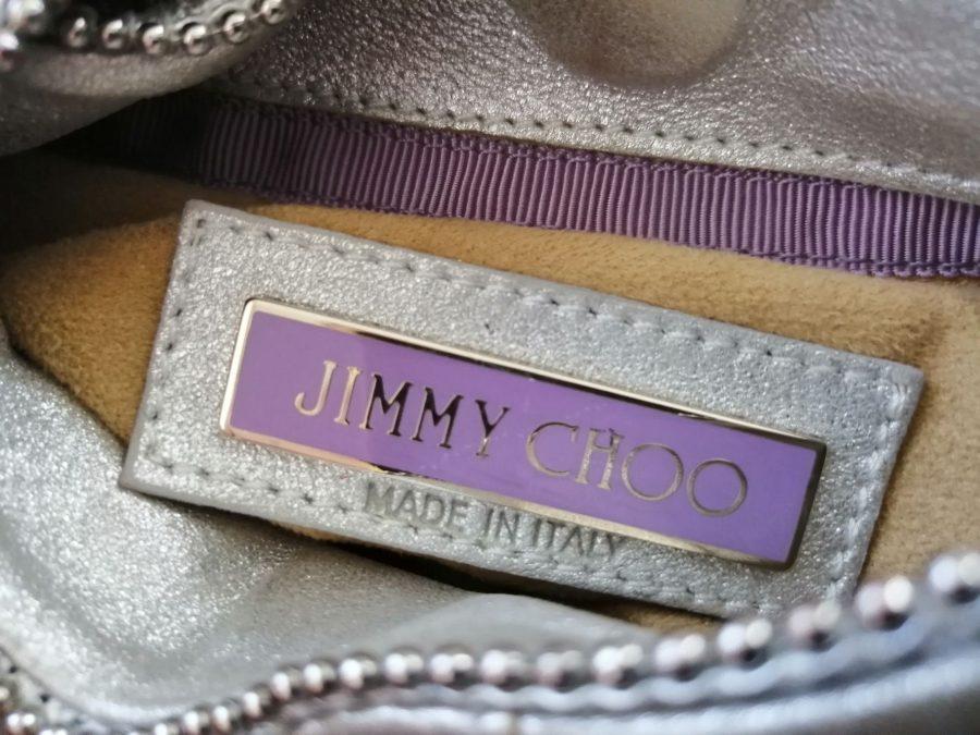 Jimmy Choo Carina argent